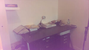 Selling study table, Urgent/Negotiable
