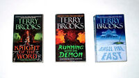 Terry Brooks' Knight of the Word series