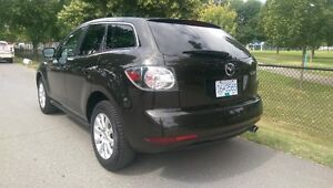 2012 Mazda CX-7 Cloth SUV, Crossover one owner -factory warranty Downtown-West End Greater Vancouver Area image 8