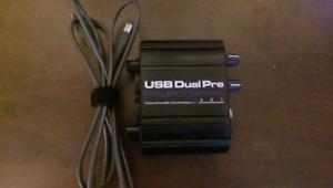 ART Project Series USB Dual Pre