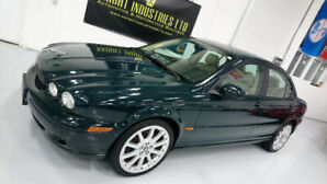 2004 JAGUAR AWD X-TYPE- NO ACCIDENTS! LOW KM! -SOLD SOLD SOLD!