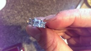 2 Carat Engagement Ring. Strathcona County Edmonton Area image 2