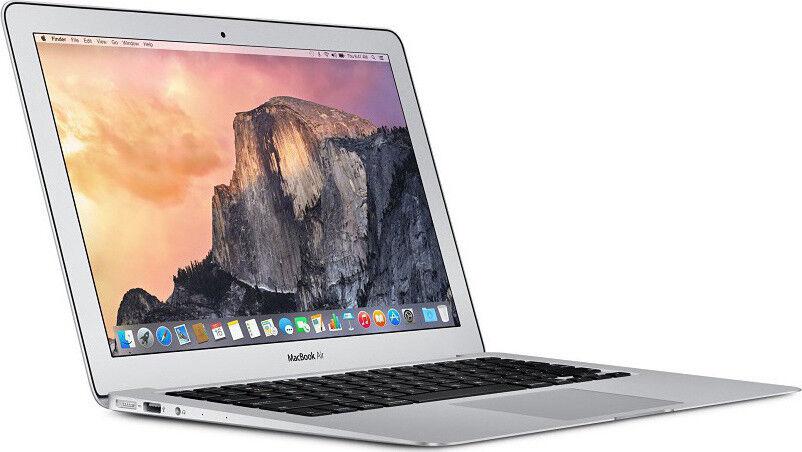 """Apple MacBook Air 13"""" A1466 Early 2015 MJVE2LL/A i5 1.6GHz 4GB 128GB SSD B"""