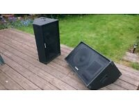 SOUNDLAB STAGE MONITOR SPEAKERS