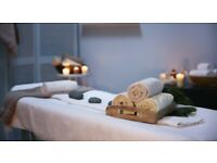 Relaxing full body massage with Yasmine