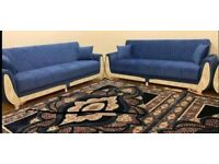 ¬¬ SAME DAY DELIVERY ¬¬ BRANDED SULTAN 3&2 SEATER SOFA BED AVAILABLE -CASH ON DELIVERY-