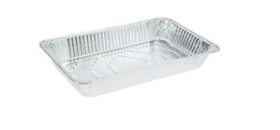 15case Full Size Aluminum Steam Table Catering Pan 3 38 Inches Deep