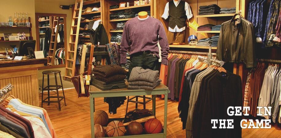 Dan's Discounted Clothing