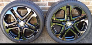 Redline Series 2 SII WHEELS BRIDGESTONE POTENZA SS V 245 40 275 35 19 Port Melbourne Port Phillip Preview