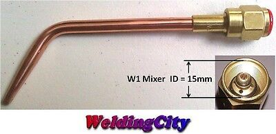 Weldingcity Acetylene Welding Nozzle Heating Tip 3-w-1 3 Victor 100 Torch Usa