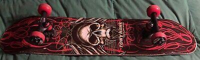 "Tony Hawk Huckjam Series Skateboard & Wheels 31"" Skull Logo"