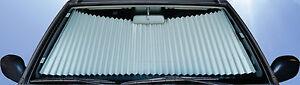 The Shade Pleated Retractable Windshield Sunshade Visor 2005-2014 Honda Odyssey