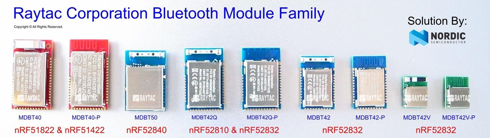 Nordic Bluetooth Module Specialist