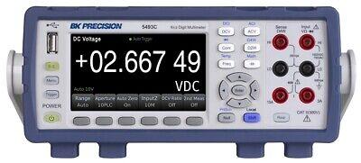 Bk Precision 5493c Multimeter New