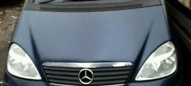 Mercedes a class headlights