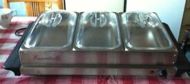 3 x Container Food Warmer ( VGC and good working order ) - nice bargain £ 25
