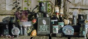Wise owl chalk synthesis paint and supplies