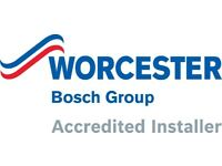 Boiler Replacement, Repair & Central Heating Installation From Worcester Bosch Accredited Installers