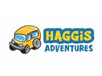 Haggis Adventures and Highland Explorer Tours - Tour Guides - Scotland