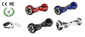 Hover Board Two Wheel Self Balancing Scooter FC, CE & UL Certified White, Hoverboard
