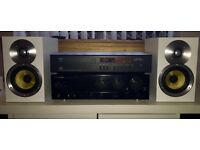 Bowers and Wilkins CM1 S1 speakers