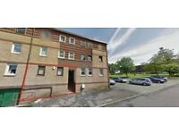 2 Bedroom Ground Floor Flat, Cumbernauld