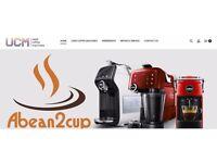 COFFEE MACHINE INGREDIENTS REPAIR & SERVICE - SHOP
