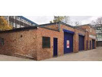 Secure Garages/Workshops/Units to let in Hall Green