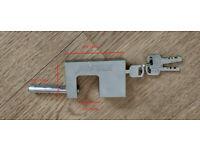 2 padlocks