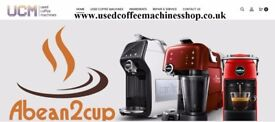 USED COFFEE MACHINES warranty , full serviced ...