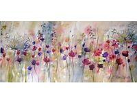 Artko Ltd canvas print of painting by Cathrine Stephenson