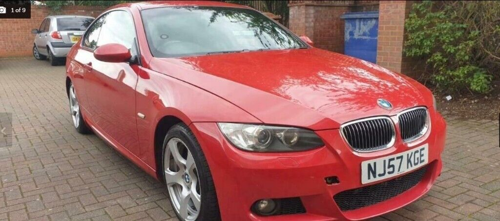 BMW 320D M SPORT COUPE 57 PLATE(2007)2.0-DIESEL   in Hayes ...