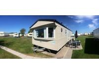 Caravan to let New Haven Scotland 8 berth