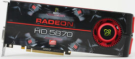 XFX 5870 Graphics Card
