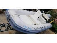 Commonautica Italian rib boat