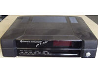General Instrument CFT-2100 box with mains lead, remote & cables