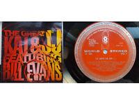 """5 x Jazz 12"""" vinyls, records"""