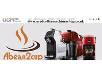 COFFEE MACHINE INGREDIENTS REPAIR & SERVICE - SHOP