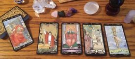 Professional Tarot Readings and healings - 10 years of experience.
