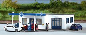 PIKO 61827 H0 Tankstelle ARAL *NEU & OVP* Gebäude Bausatz