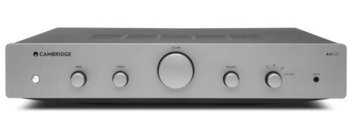 Cambridge Audio AXA25 INTEGRATED AMPLIFIER ( Grey ) - Refurbished