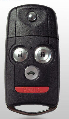 Acura Remote Flip Key TL 2007 2008 OUCG8D-439H-A USA Stock Top Quality