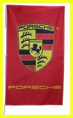 Porsche Banner Ebay