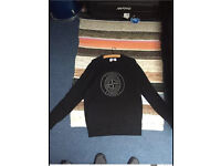 Stone island X supreme crew neck size medium