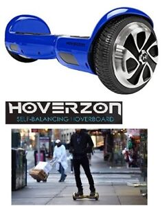 NEW LIKE NEW STORE DEMO HOZERZON HOVERBOARD SCOOTER - BLUE