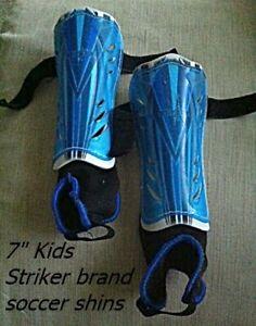 """Small Children's Soccer Shins 7"""" $7"""