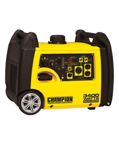 Champion 3400 Watt Gasoline