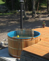 Back Country Woodfired Hot Tubs LLP
