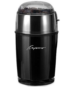 BRAND NEW Capresso Cool Grinder for Coffee Beans, Spices, Herbs