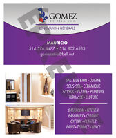 Renovation Gomez
